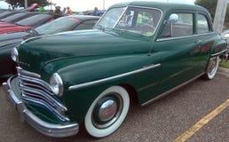 Car Show antiguo Isabela Puerto del músculo foto de archivo