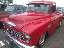 Car Show antiguo Isabela Puerto del músculo imagen de archivo libre de regalías