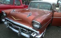Car Show antique Isabela Puerto de muscle photo libre de droits