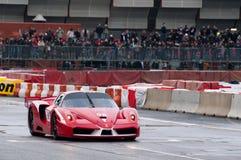 Car show in Bologna, Italy Royalty Free Stock Photo