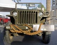 Car Show clásico 2010 de Dubai Imagen de archivo libre de regalías