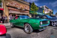 Car Show clásico 2013 de la calle del parque de Alameda Fotos de archivo libres de regalías