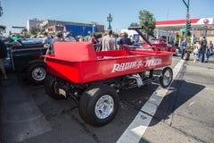 Car Show clásico 2014 de la calle del parque de Alameda Imagenes de archivo