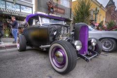 Car Show clássico 2013 da rua do parque de Alameda Imagens de Stock Royalty Free