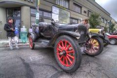 Car Show clássico 2013 da rua do parque de Alameda Fotografia de Stock Royalty Free