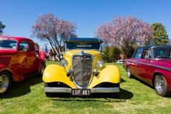Car Show classico fotografie stock libere da diritti