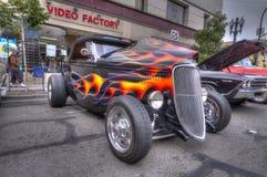 Car Show classico 2013 della via del parco di Alameda Immagini Stock Libere da Diritti