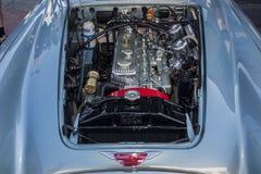 Car Show classico 2014 della via del parco di Alameda Immagini Stock Libere da Diritti