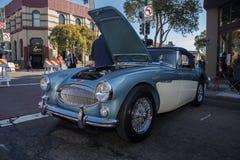 Car Show classique 2014 de rue de parc d'Alameda Photo stock
