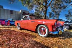 Car Show de Budweiser HDR 2014 Foto de archivo libre de regalías