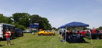 Car Show de HCS Fotografía de archivo libre de regalías