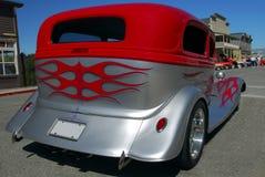 Car Show de la calle Imágenes de archivo libres de regalías