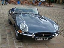 Car Show de la vendimia Foto de archivo libre de regalías