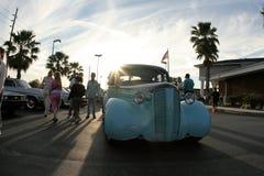 Car Show del condado de Hernando Imagen de archivo libre de regalías