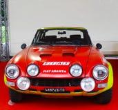Car Show dell'aria aperta, Torino, Italia Fotografie Stock Libere da Diritti