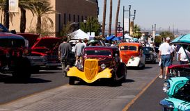 Car Show Stock Images