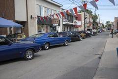 Car show Royalty Free Stock Photos
