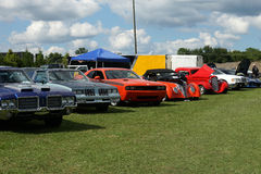 Car show Stock Image