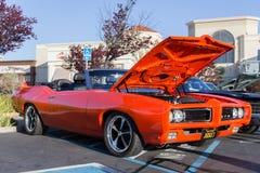 Pontiac GTO Judge Royalty Free Stock Photography