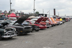 Car show Royalty Free Stock Image