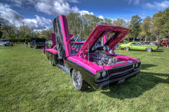 Car Show Pleasanton Ca 2014 de Goodguys imagens de stock