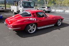 Car Show Pleasanton Ca 2014 de Goodguys Image stock