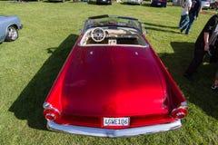 Car Show Pleasanton Ca 2014 di Goodguys immagini stock libere da diritti