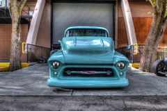 Car Show Pleasanton Ca 2014 di Goodguys Fotografia Stock
