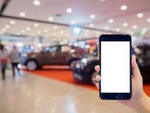 Car showroom Royalty Free Stock Image