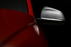 Car side mirror Royalty Free Stock Photography