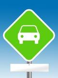 Car sign Stock Photos