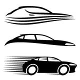 Car signs. Royalty Free Stock Images