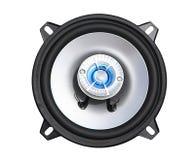 Car Speaker. Isolated on white Stock Images