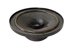 Car speaker audio Royalty Free Stock Photography
