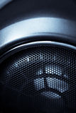 Car speaker Royalty Free Stock Images