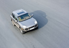 Car speed Stock Photography