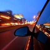 car speed Στοκ Φωτογραφία