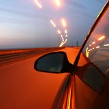 car speed Στοκ φωτογραφία με δικαίωμα ελεύθερης χρήσης