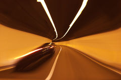 Car speed Royalty Free Stock Photography