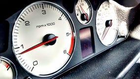 Car speedo Stock Images