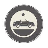 Car sport vehicle icon Stock Image