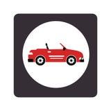 Car sport vehicle icon Stock Photos