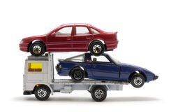 Car stack Stock Photography
