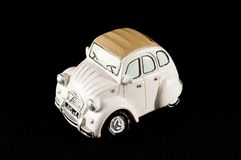 Car Statuette. Picture of an Old Classic Car Statuette royalty free stock photo
