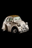 Car Statuette. Picture of an Old Classic Car Statuette stock photography