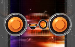 Car stereo Stock Images