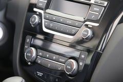 Car Stereo Stock Photo