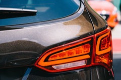 Car Stop Rear Light Royalty Free Stock Images