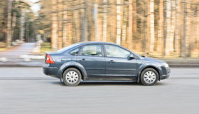 Car on street Stock Photography