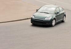Car on street Stock Image